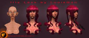 Iris Lexx 3d