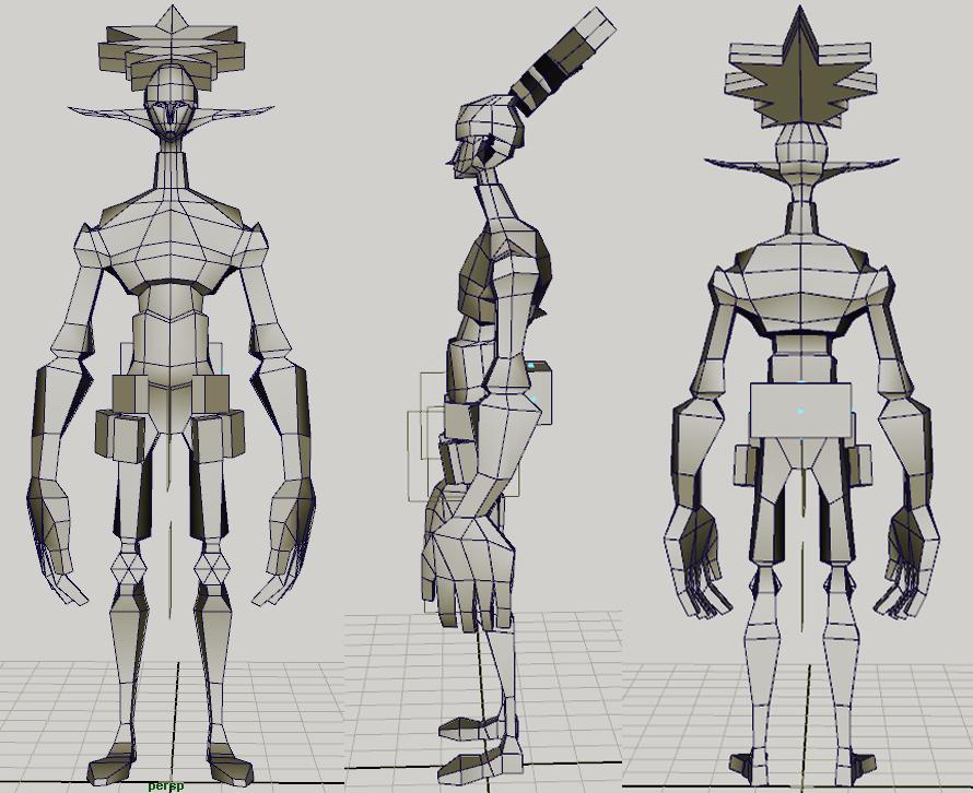 Character Design Tutorial In Maya : Dark elf d maya progress by beezul on deviantart
