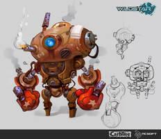 Wildstar Ability Trainer Bot by Beezul