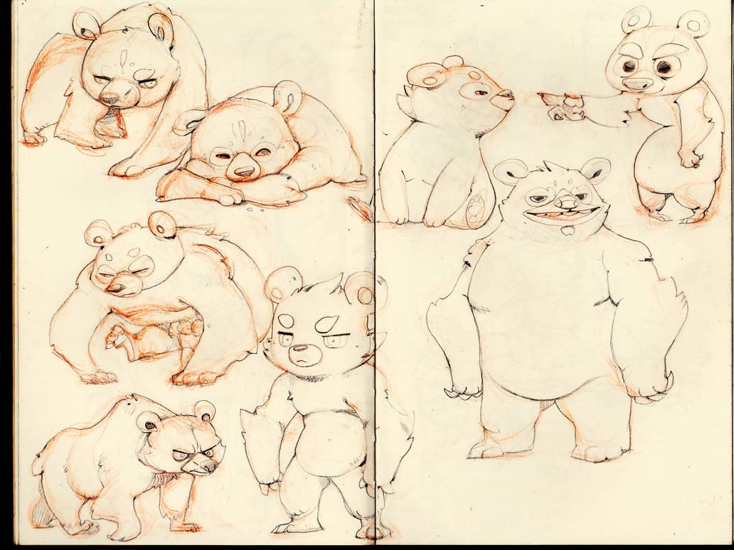 Dabears by Beezul
