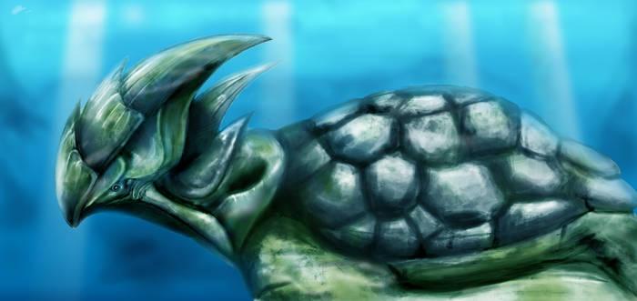 Sea Creature Glacia
