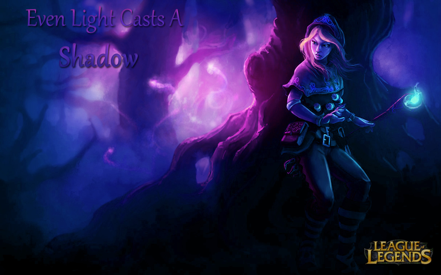 League Of Legends Spellthief Lux Wallpaper By Atluss On Deviantart