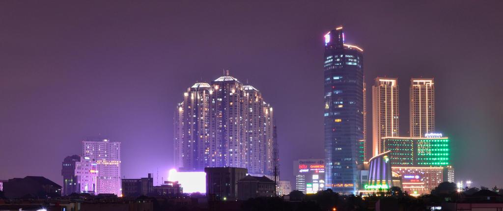 Night In Jakarta