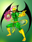 IronFist_by gwdill