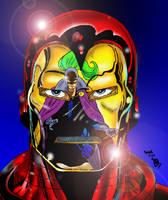 Iron Man_Tyndall's Quest by BigRob1031