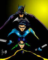 Batman family_JStone_RBeltran by BigRob1031