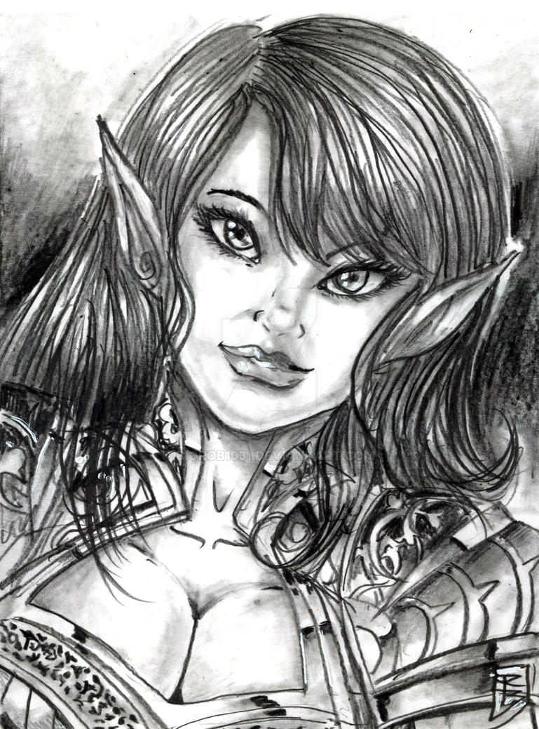 Elf women drawings fucking galleries