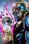 Thanos the Dark Titan-Tyndall and BigRob