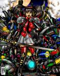 Robo Hunter Kioko final by BigRob1031