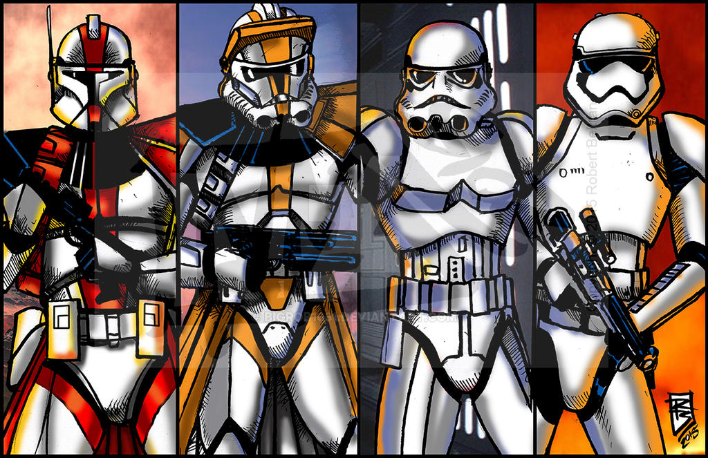 Troopers final by BigRob1031