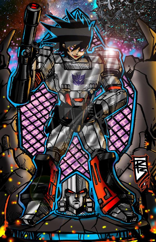 AV Megatron by BigRob1031