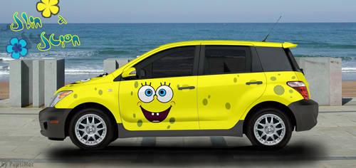 Spongecar