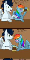 Rainbow,You're Drunk