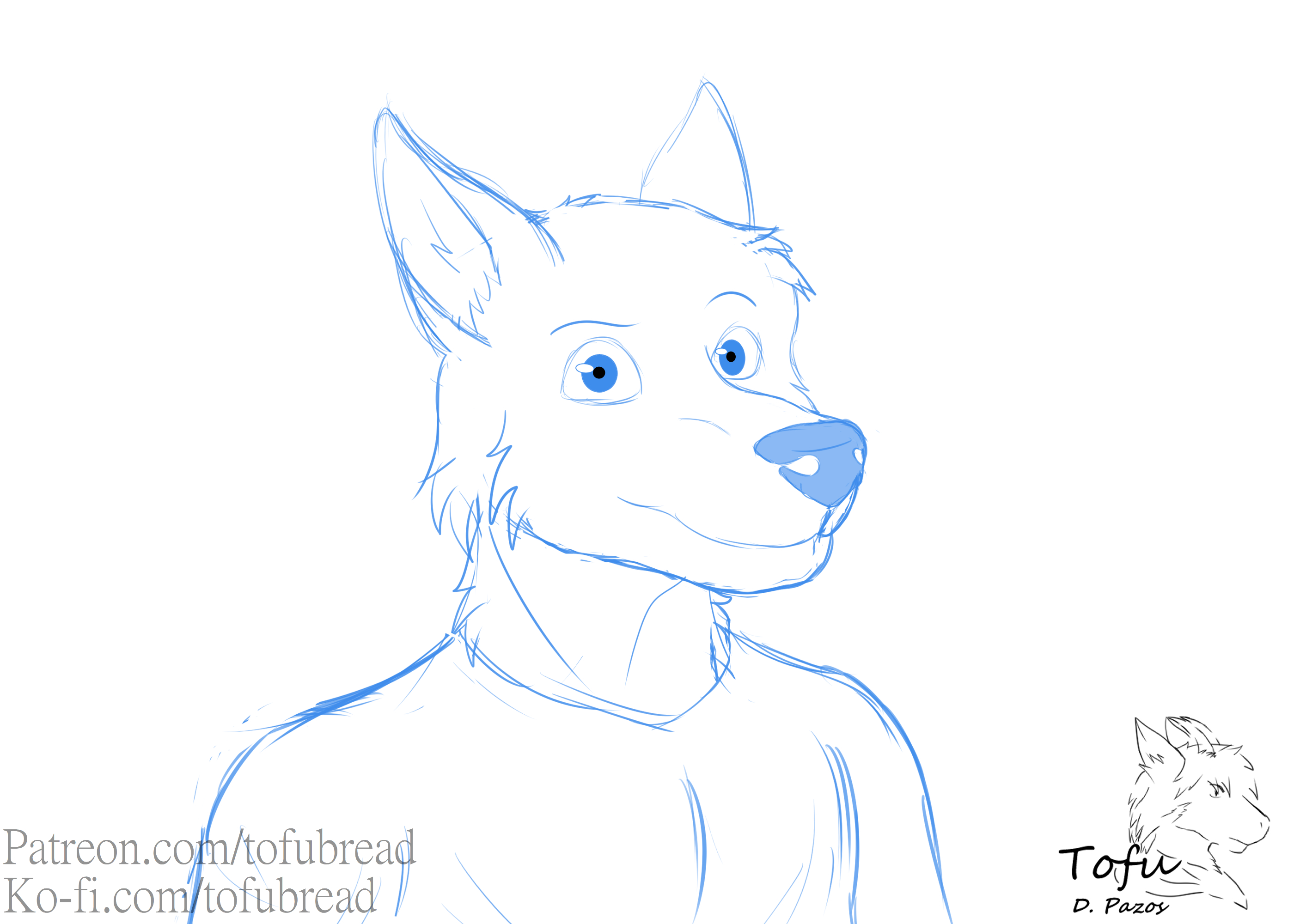 A yote for QV