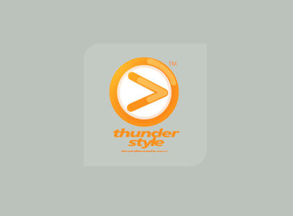 my logo by THUNDER26