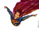 laser-eye superman