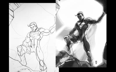 Supes before and after