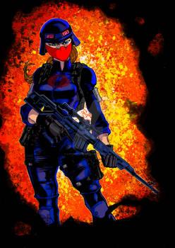 Cobra FemTrooper