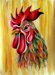 Cock Face by Jenna-Karl