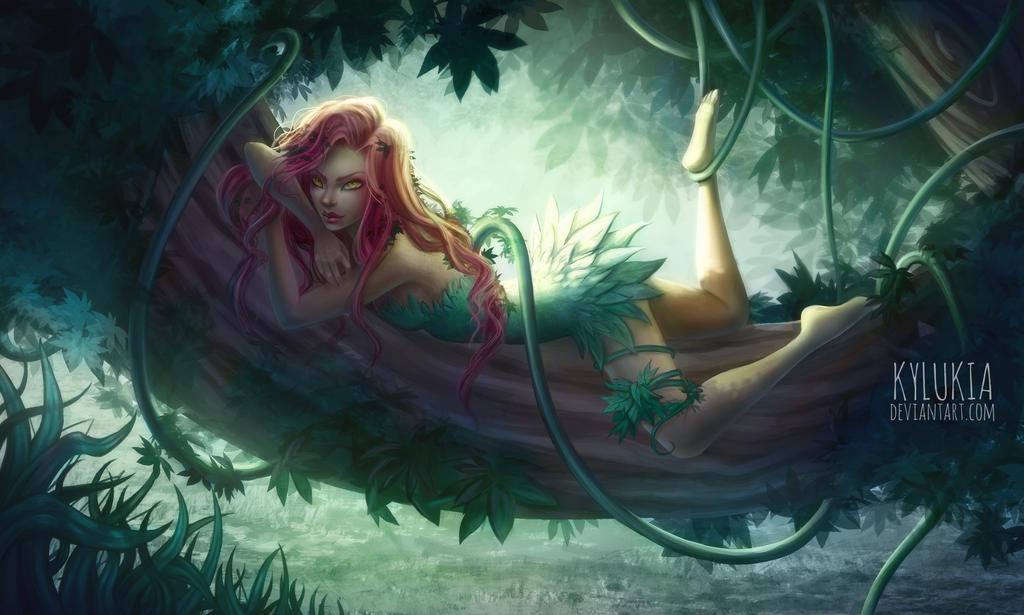 Poison Ivy by kylukia