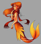 #10 Seasonal Mermaid