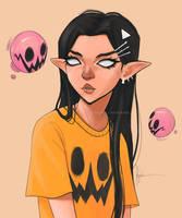 #drawthisinyourstyle: gorchart character by kylukia