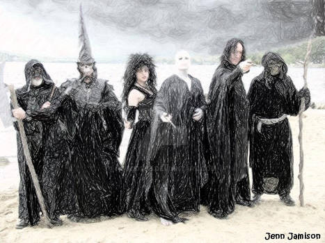 Lord Voldemort and His Followers