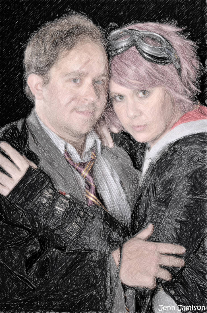 Mr. and Mrs. Remus Lupin