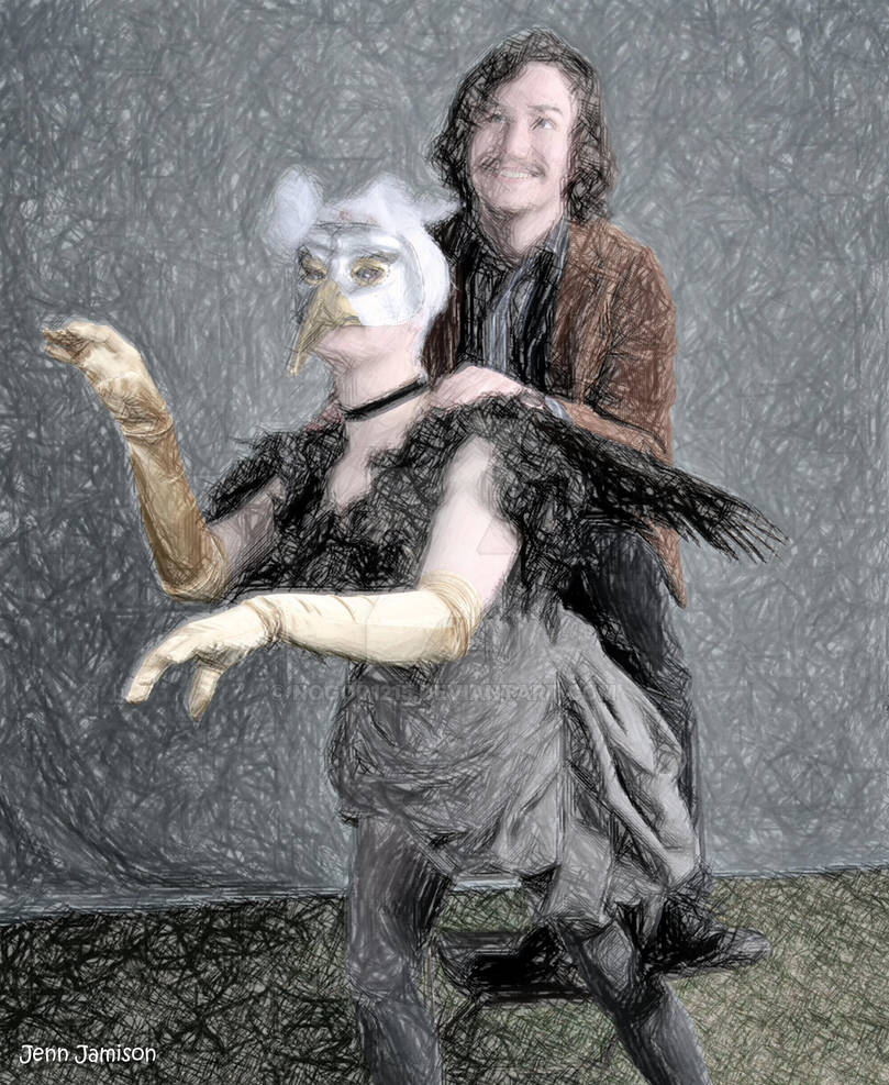 Sirius Escapes on Buckbeak