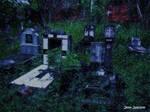 Drawlloween 2015 D16 Grave