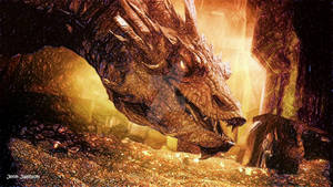 Drawlloween 2015 D31 Dragon