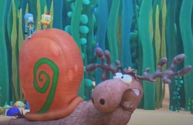 Moose Snail (Kamp Koral)