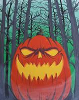 Samhain by grimcinder