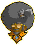 Afro of Boom - Colored