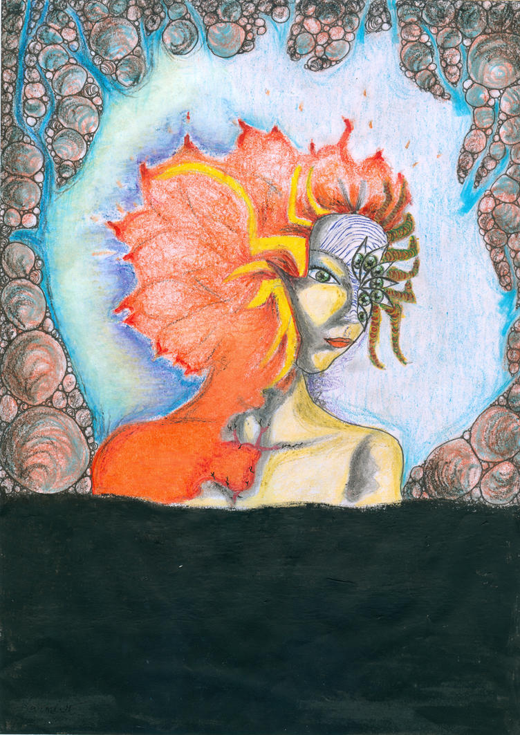 Ariadne by Sarmistha-Talukdar