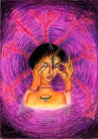 Open your eyes by Sarmistha-Talukdar