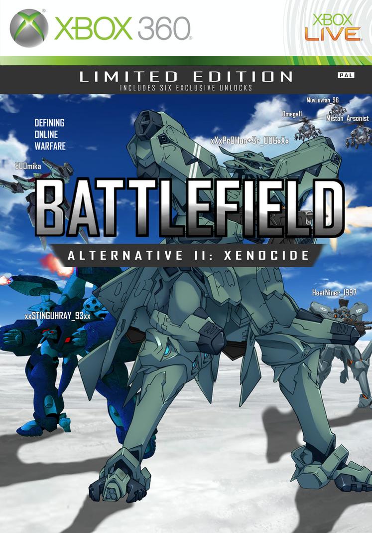 In an Alternative Battlefield... by onesangheili