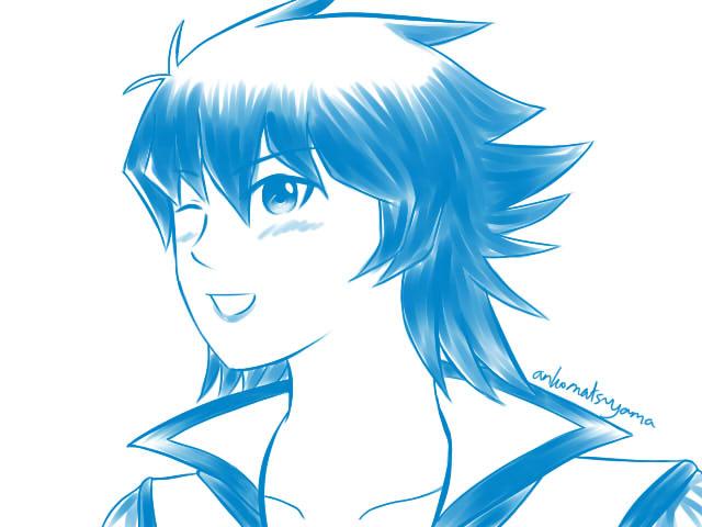 Jo-chan doodle by ankomatsuyama