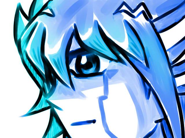 Yusei's doodle 1 by ankomatsuyama