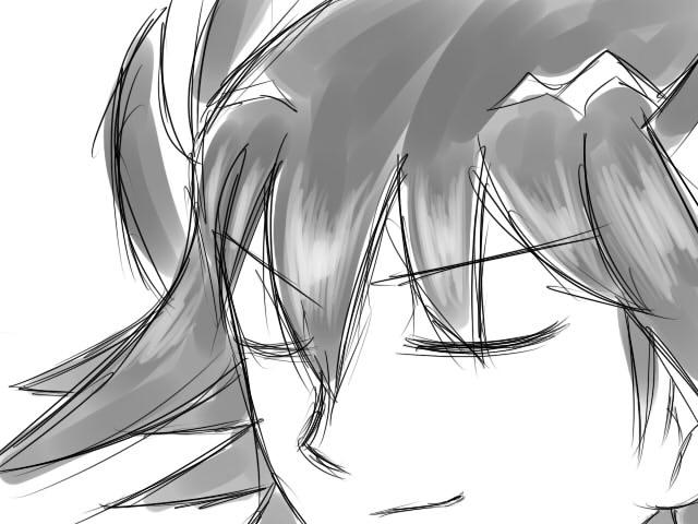 Yusei's doodle 2 by ankomatsuyama
