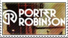 Porter Robinson stamp by n-oodle