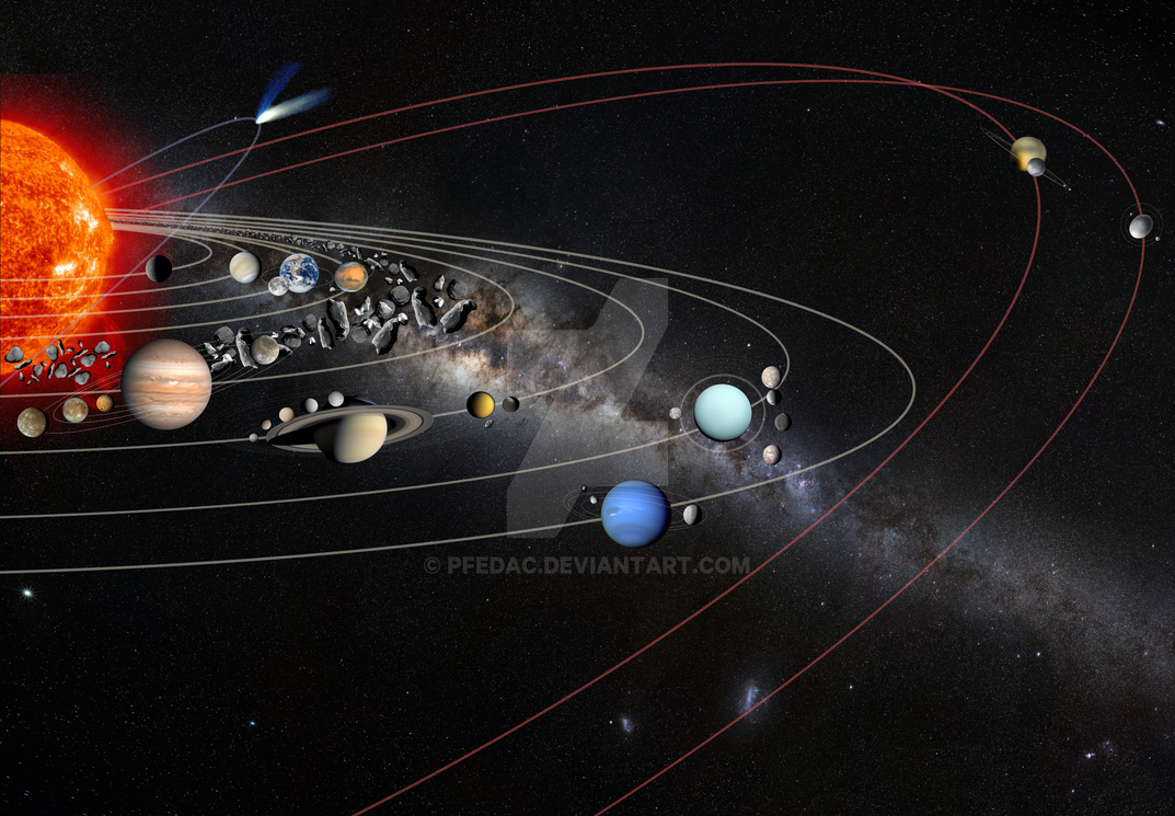 discover planets and moons in amazing detail-inverse - HD 1600×1111