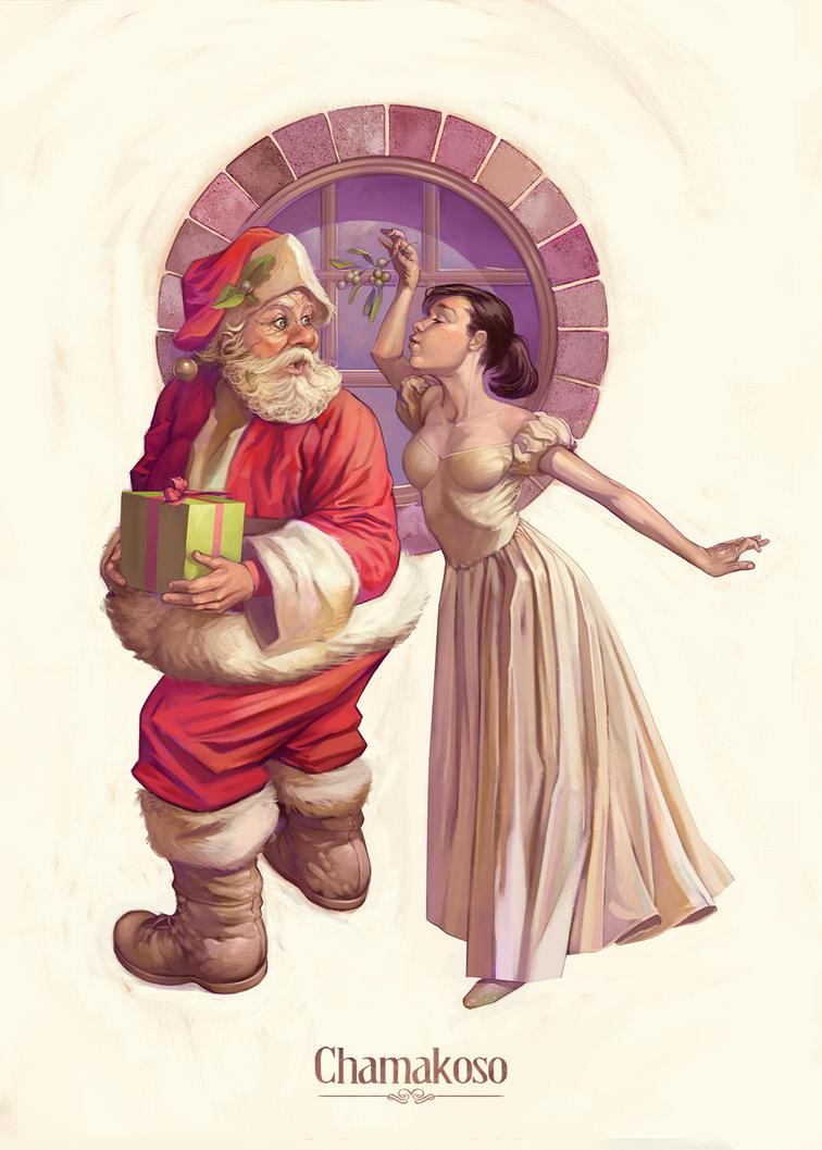 Navidad final by chamakoso