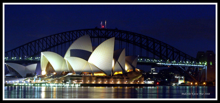 Sydney Opera House II by FireflyPhotosAust