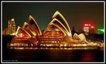 Opera House HDR by FireflyPhotosAust