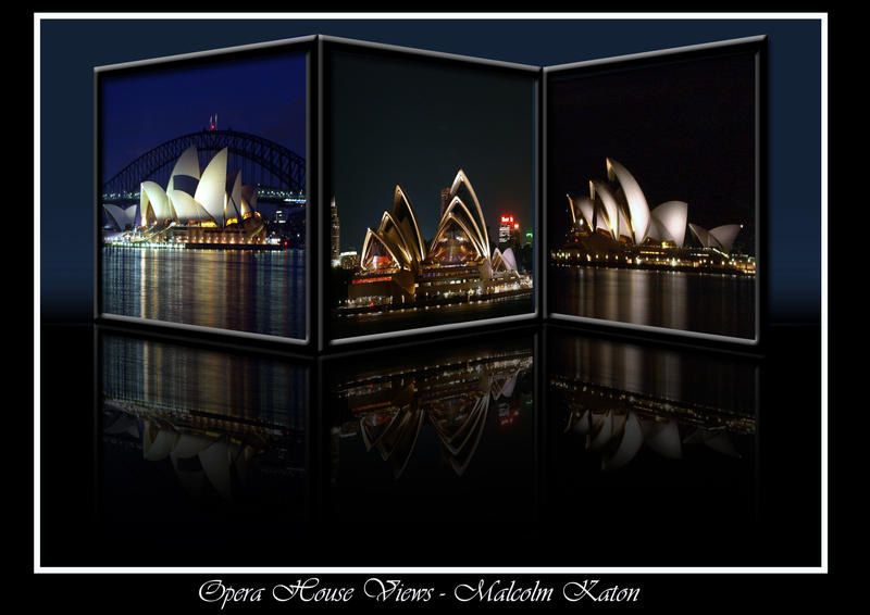 Opera House Views by FireflyPhotosAust