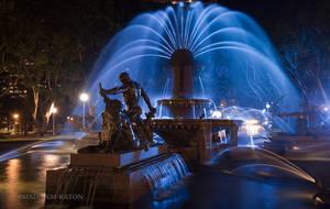 Archibald Fountain by FireflyPhotosAust