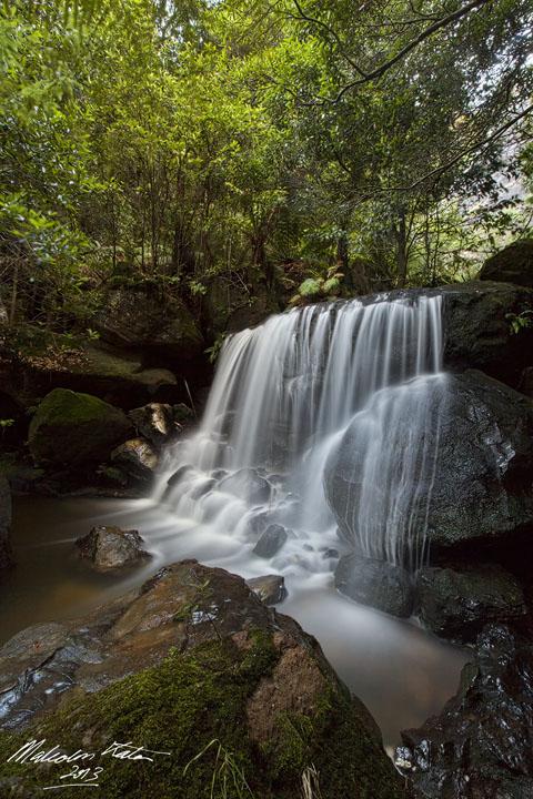 Leura Falls by FireflyPhotosAust