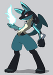 Lucario: The Aura Pokemon