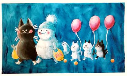 Cuties by muhvu